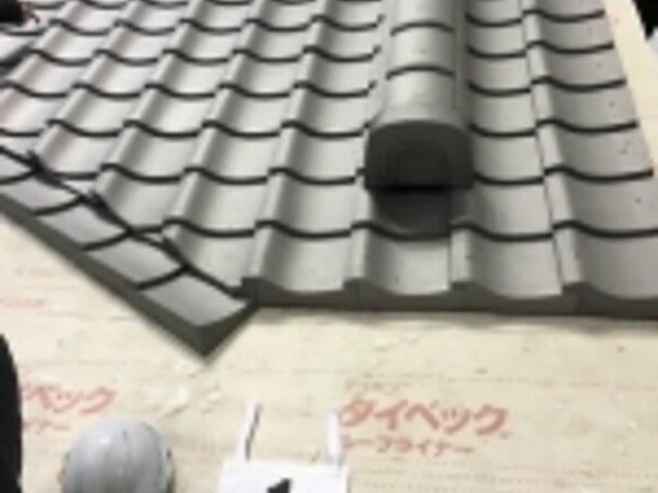 一般社団法人全日本瓦工事業連盟主催 瓦技能グランプリ京都大会見学行って来ました。の画像