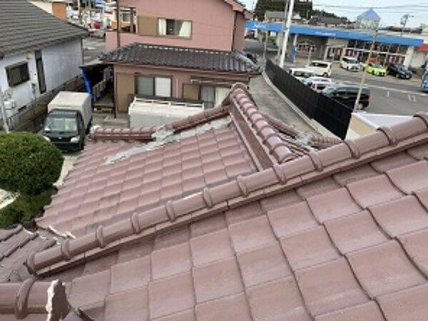 春山 I様邸屋根改修工事完了しました。の画像