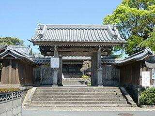 鹿児島県 大心寺(門)